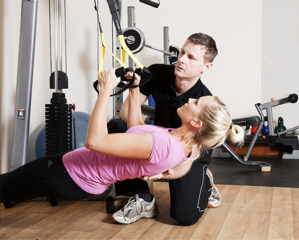 Pete Luxford Personal Trainer in HItchin, Letchworth and Baldock