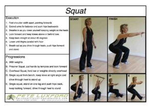 How to perform a squat perfectly