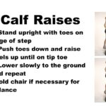 How to perform a calf raise
